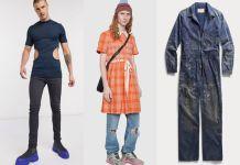 Платье для мужчин, испачканные травой джинсы и комбинезон в краске — самые странные новинки от известных дизайнеров