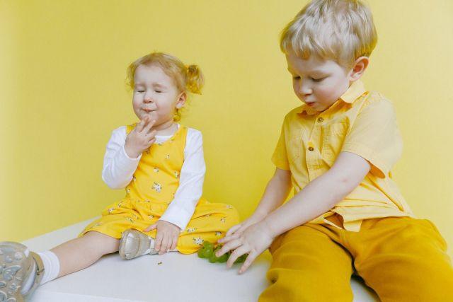 Какие цвета использовать в детской комнате?