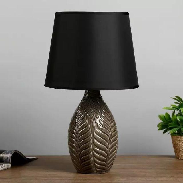 Модные светильники 2021: комбинированные материалы