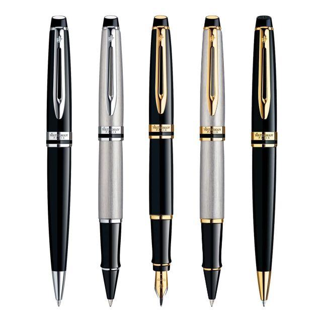 Элитные ручки: от Паркера королевы до Кроссов американских президентов