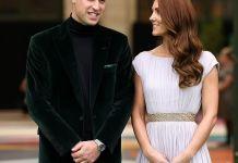 Пример бережливости: принц Уильям и Кейт Миддлтон на церемонии Earthshot Prize Awards