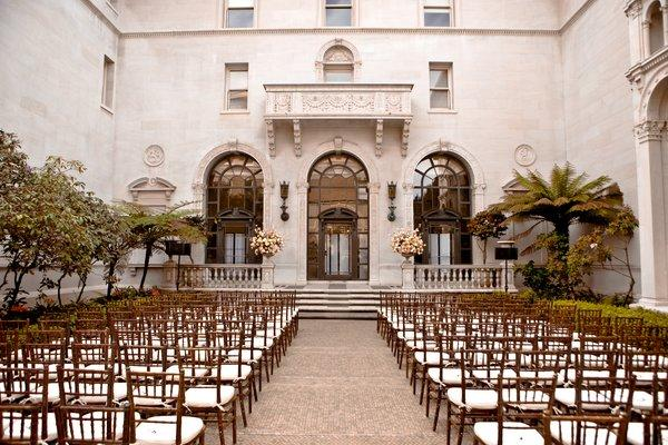 Flood Mansion Wedding Venue