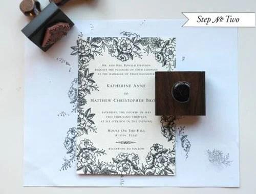 24 Diy Wedding Invitations That Will