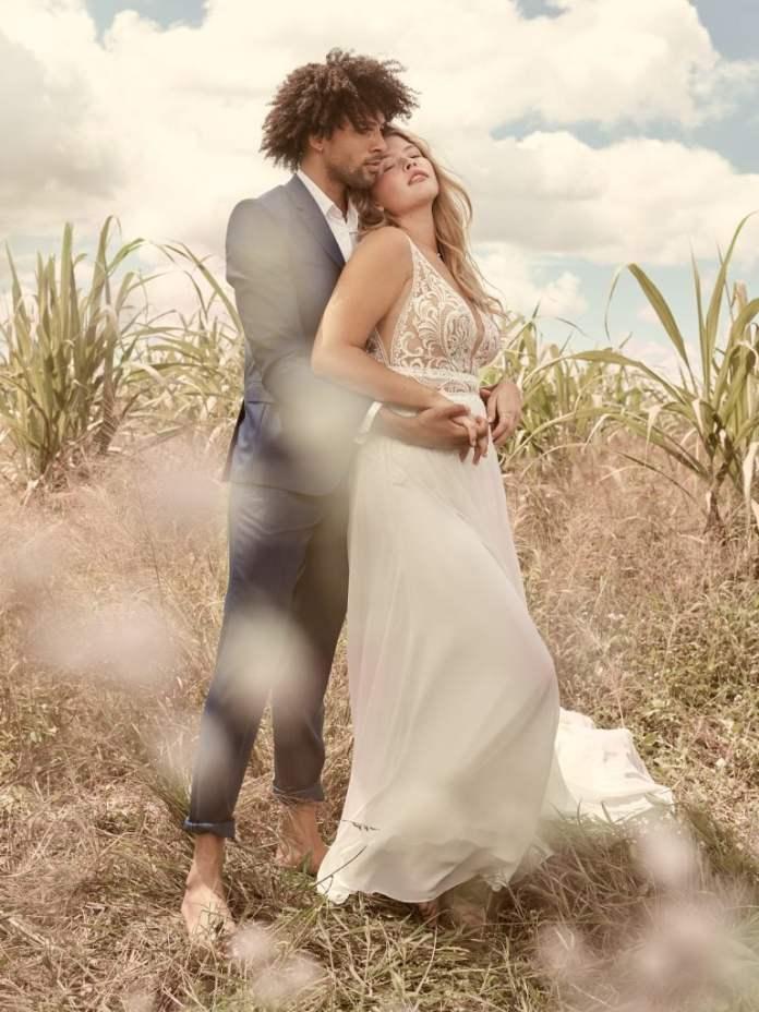 Breanne by Rebecca Ingram wedding dress