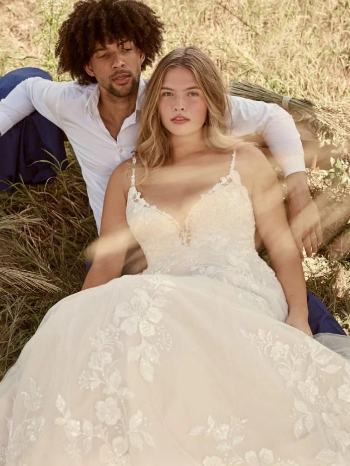 Ellen by Rebecca Ingram wedding dress
