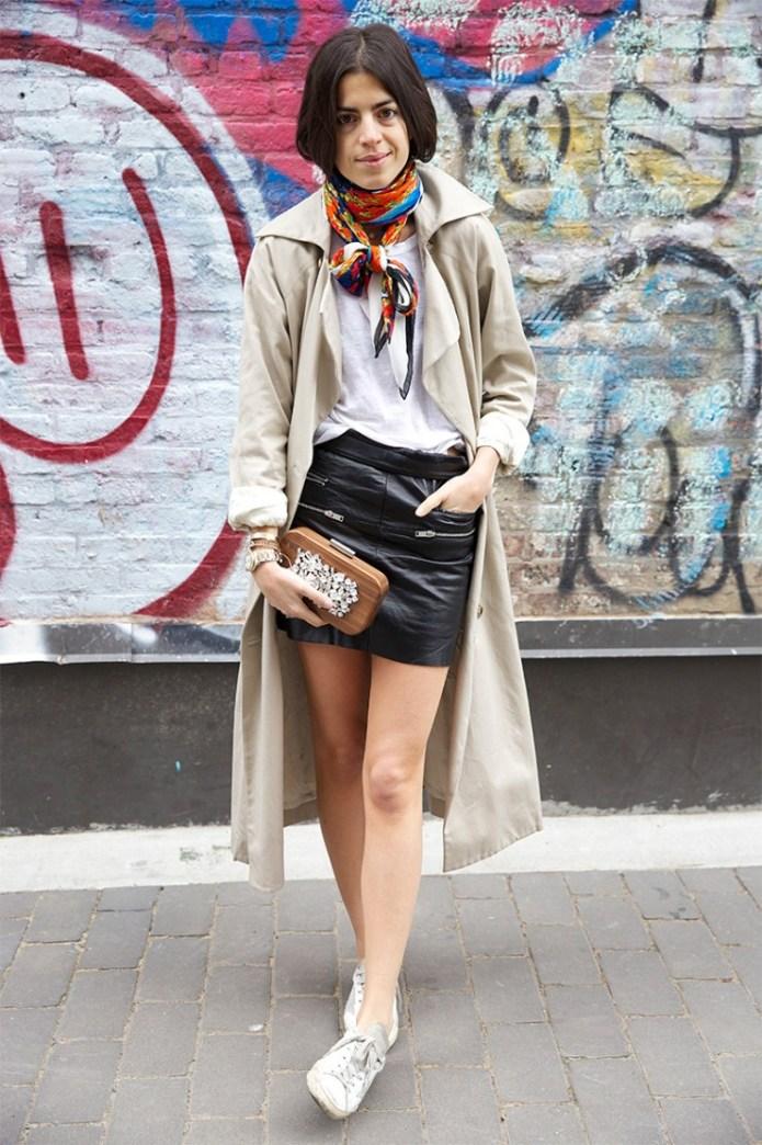 Πώς θα φορέσετε το φουλάρι σας τώρα το φθινόπωρο