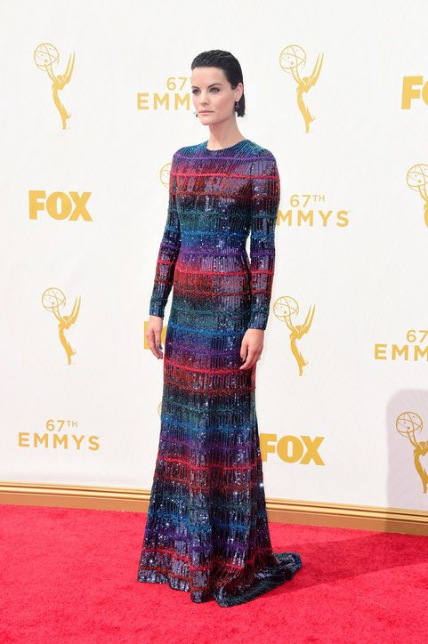 emmy awards 2015 Armani Prive