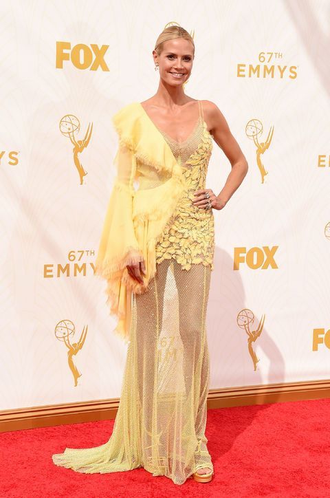 emmy awards 2015 Atelier Versace.