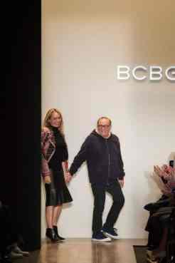 BCBG Max Azria Collection Φθινόπωρο Χειμώνας 2015-2016