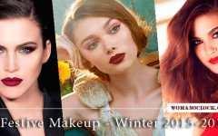 μακιγιαζ για το ρεβεγιον 2015-2016