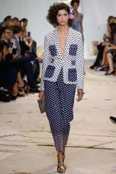 Diane Von Furstenberg Collection Άνοιξη Καλοκαίρι 2016 womanoclock