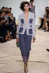 Diane Von Furstenberg Collection Άνοιξη Καλοκαίρι 2016 womanoclock