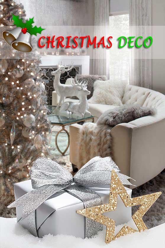 Χριστουγεννιάτικη Διακόσμηση 2018
