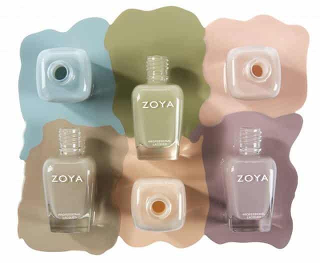 χρωματα μανο ανοιξη καλοκαιρι 2016 zoya