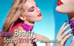 Chanel Sunrise συλλογη μακιγια ανοιξη 2016