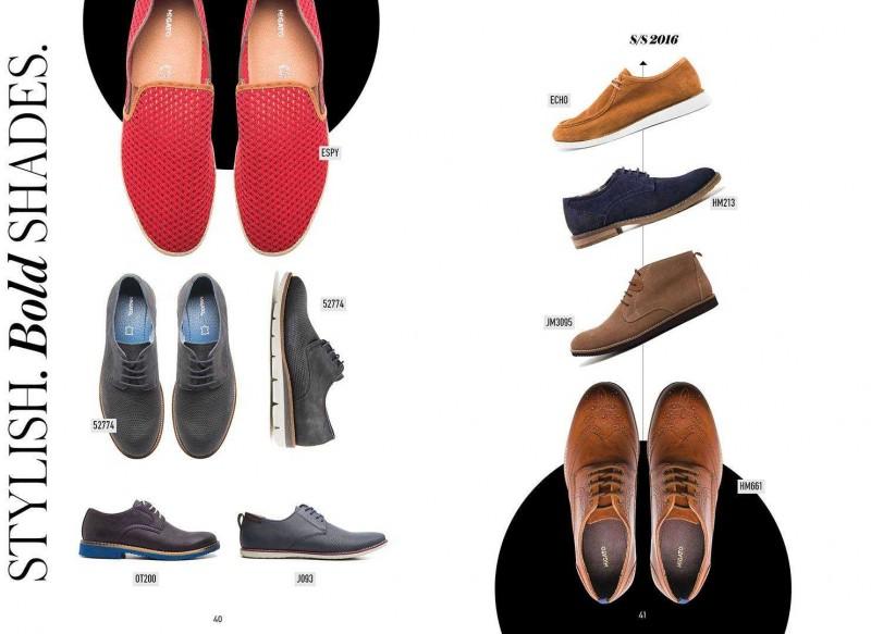 Migato αντρικα παπουτσια 2016