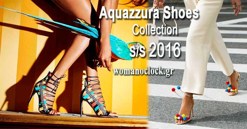 Aquazzura Παπούτσια Άνοιξη Καλοκαίρι 2016
