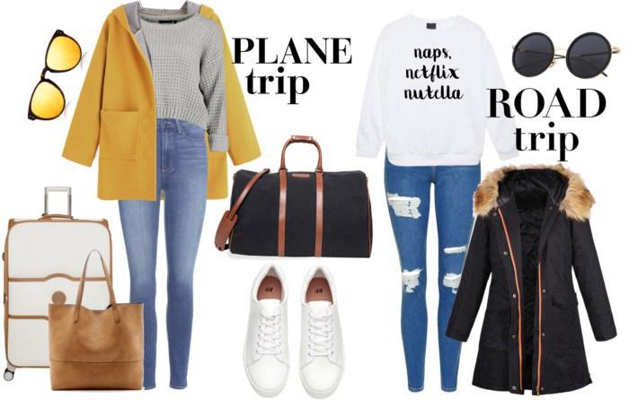 Ρούχα για Ταξίδι τον Χειμώνα