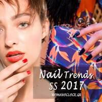 Χρώμα & Σχήμα στα Νύχια Άνοιξη Καλοκαίρι 2017 - Δες όλα τα Νέα Trends