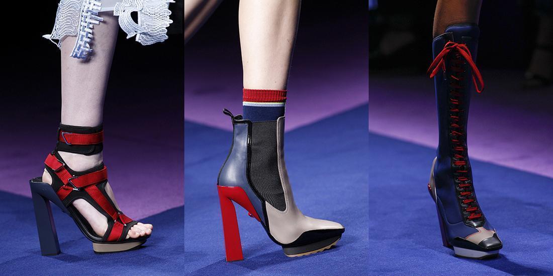 Best of: Παπούτσια Άνοιξη 2017 από το Fashion Week στο Μιλάνο