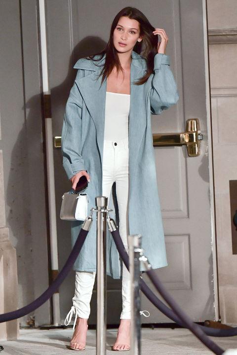 Bella Hadid best street style looks 2016