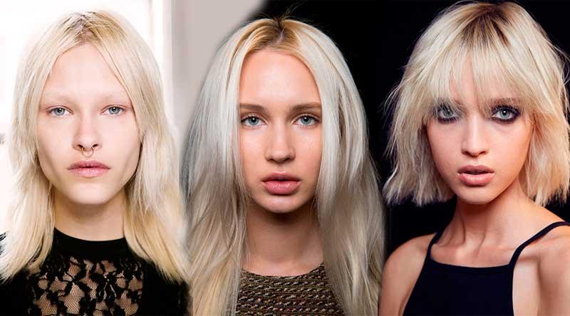 Χρώματα Μαλλιών 2017 Άνοιξη Καλοκαίρι - extra πλατινέ