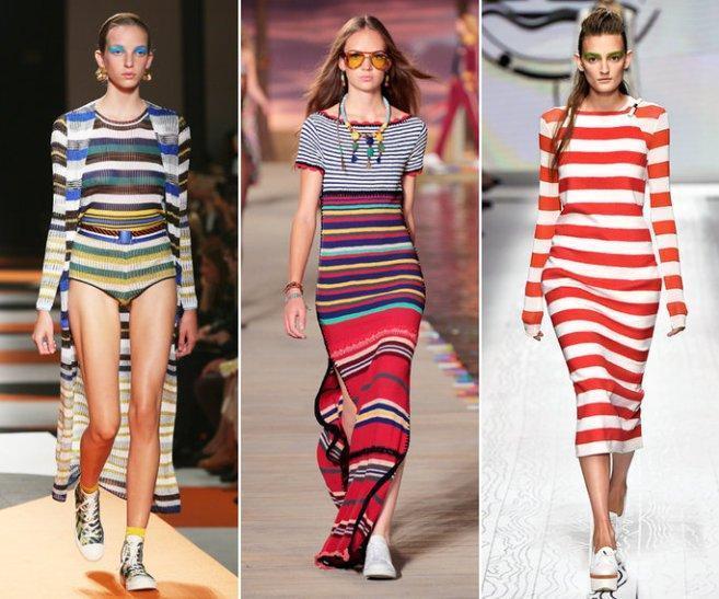 5 Μεγάλες τάσεις μόδας Άνοιξη 2017
