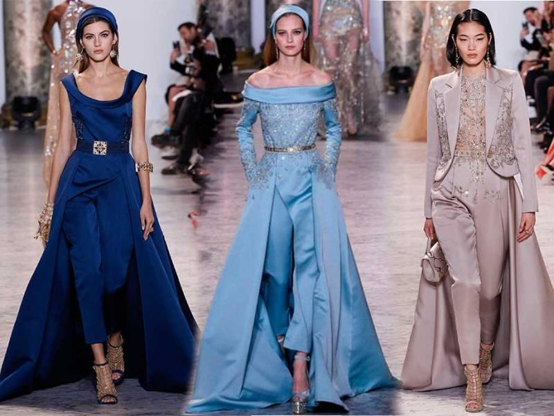 Drouser: η νέα Τάση Μόδας που θέλει το Παντελόνι κάτω από το Φόρεμα