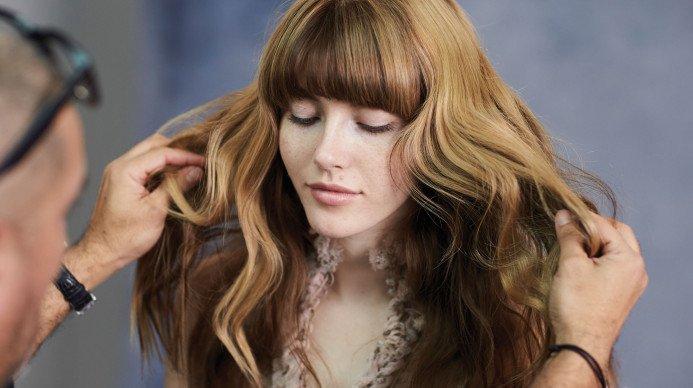 Eclipting: η μόδα στη βαφή των μαλλιών - womanoclock