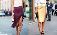 Οι πιο κολακευτικές Φούστες για κάθε Ύψος