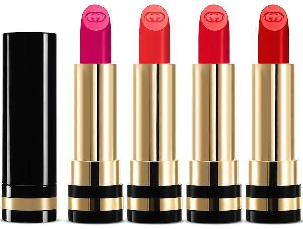 Gucci Sheer Lipstick και το Απόλυτο makeup look του Καλοκαιριού 2017