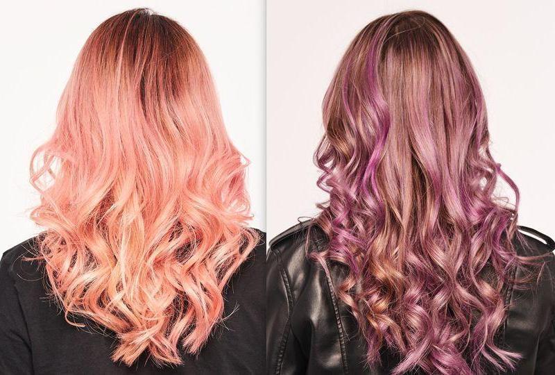 pastelage χρώμα μαλλιών 2017