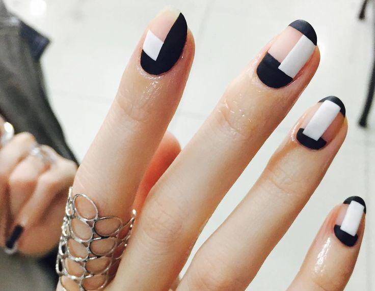 Simple Geometry: Σχέδια για τα Νύχια σου που τα θέλεις Τώρα!
