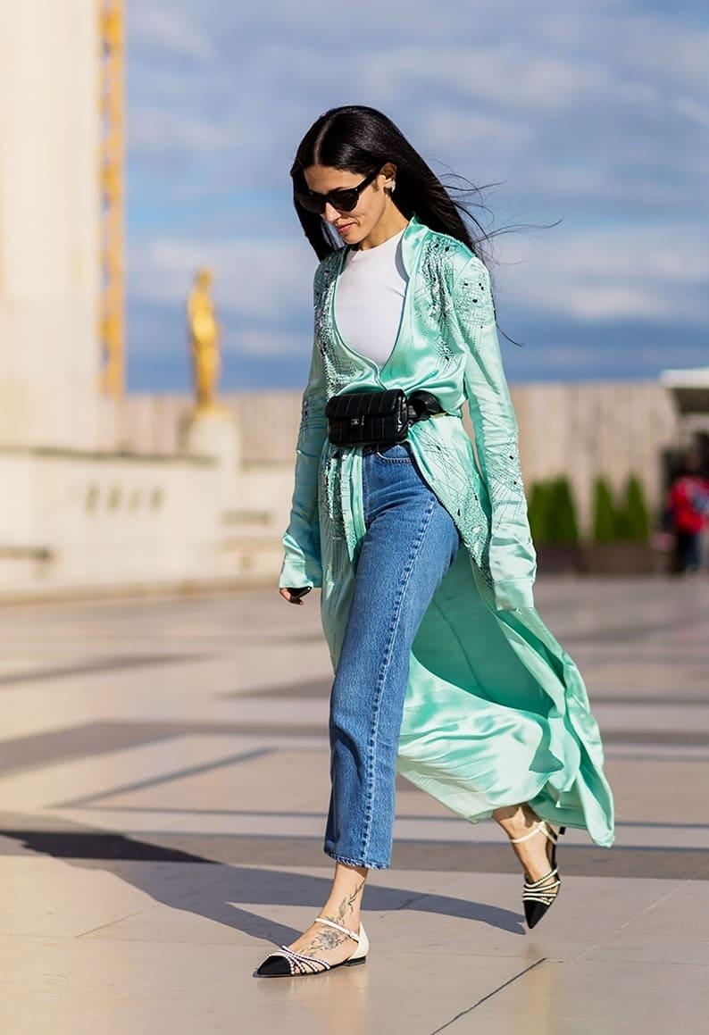 Νέα μεγάλη τάση μόδας 2017. Pajama styles