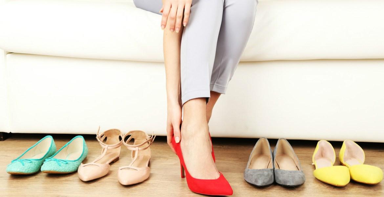 b0c9d383ef9 Τα παπούτσια για τις γυναίκες δεν είναι ποτέ αρκετά. Όσο περισσότερα, τόσο  το καλύτερο. Άσε που για κάθε νέο σύνολο που αγοράζουμε, χρειαζόμαστε και  ασορτί ...