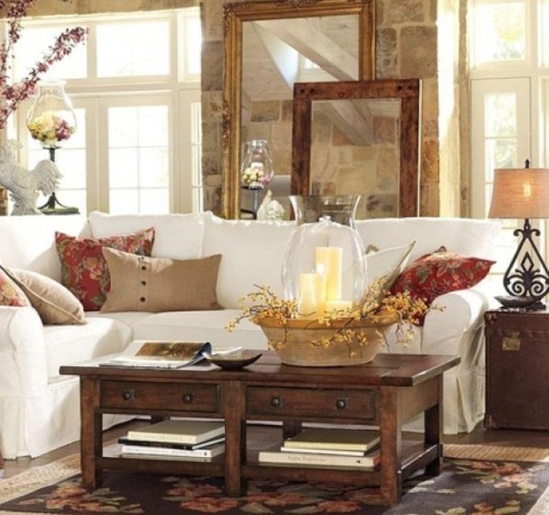 Μεταμόρφωσε το σαλόνι σου σε υπέροχη φθινοπωρινή γωνιά