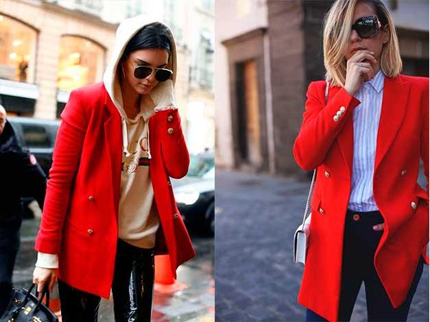 Πως να φορέσεις κόκκινο σακάκι
