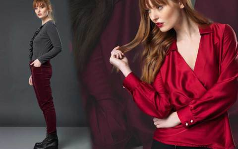 Bill Cost: Μπλούζες και παντελόνια για καθημερινές εμφανίσεις