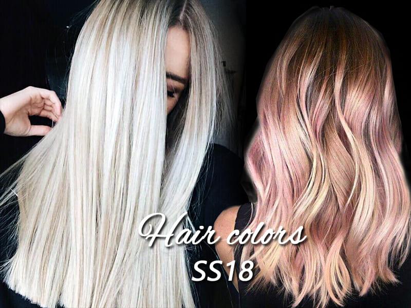 Χρώματα Μαλλιών 2018 Άνοιξη Καλοκαίρι. Οι Top 10 Αποχρώσεις