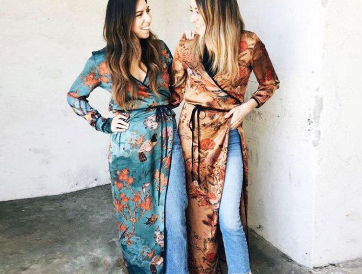 9df62389fd65 Οι πιο fashion τρόποι γα να φορέσεις το kimono dress