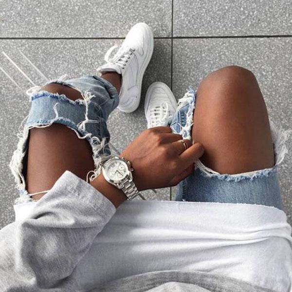 3 outfits που ταιριάζουν ιδανικά με sneakers