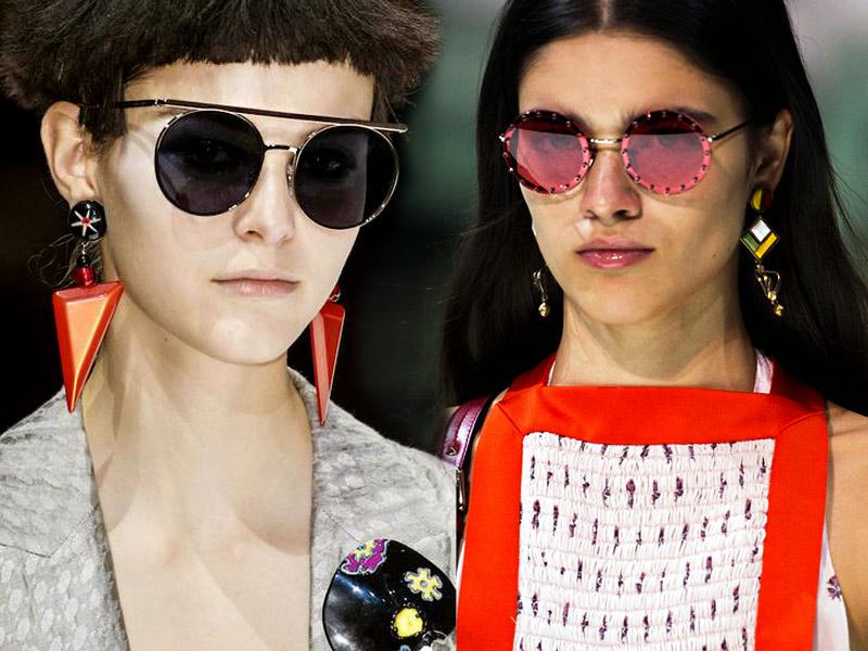 Μπήκαμε σε μία ακόμη εποχή και τα γυαλιά ηλίου 2018 γίνονται το απαραίτητο  αξεσουάρ του καλοκαιριού. Λειτουργικά και αναγκαία για την προστασία των  ματιών ... 49fc4b9e7a8