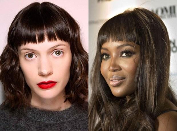 γυναικεία κουρέματα μαλλιών Φθινόπωρο χειμώνας 2018 2019