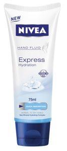 Nivea hand cream