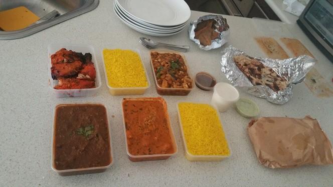 Jai Ho food