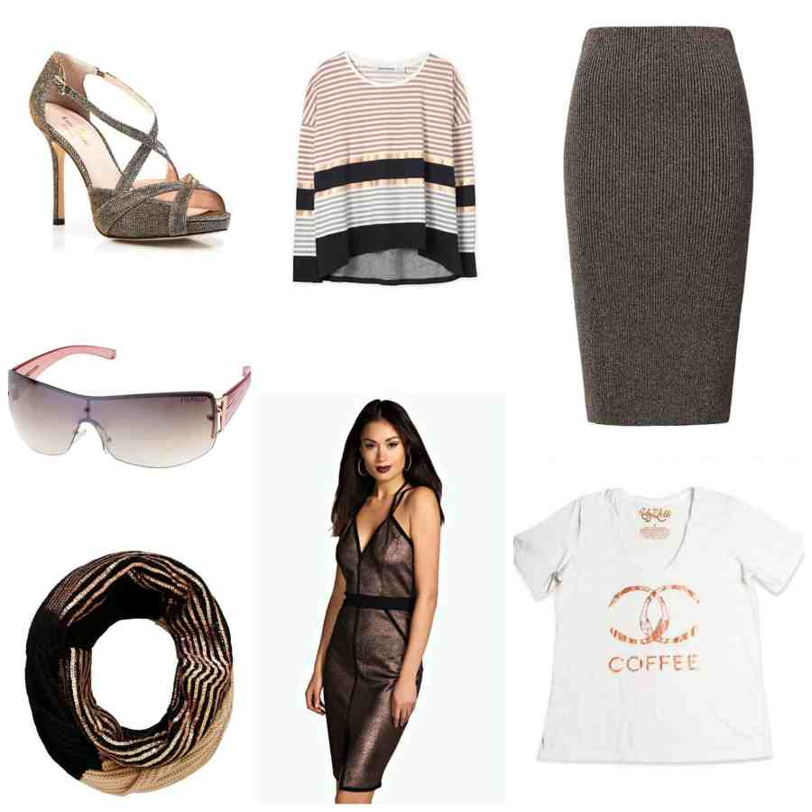 Copper clothing and accessories