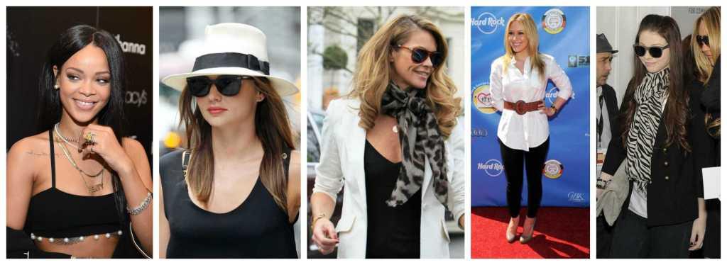 celebrity accessories