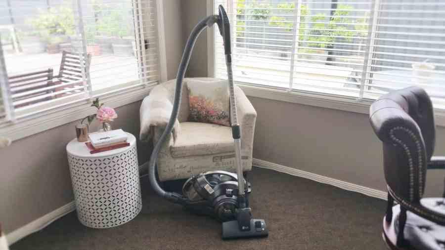 LG cordless C5 Vacuum cleaner