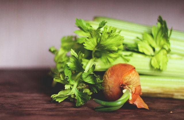 celery onion