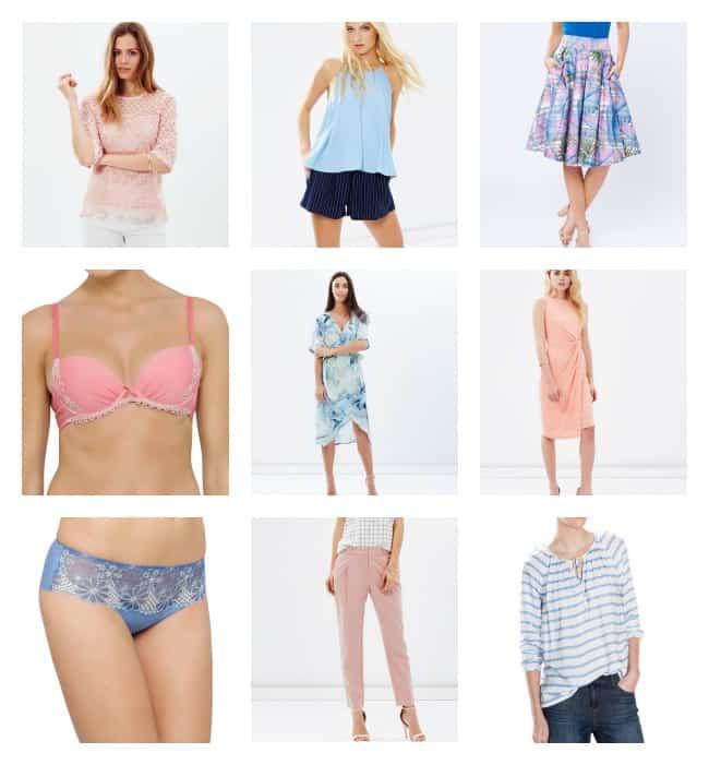 Pantone clothing